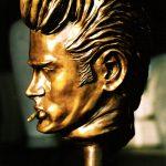 James_Dean-Bronze-o