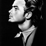 James_Dean-Oil_On_Canvas