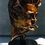 James Dean – Bronze