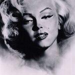 Marilyn – Charcoal